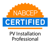 Certified Solar PV Installer, North American Board of Certified Energy Practitioners 2013.
